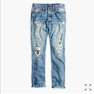 Rivet & Thread Madewell Retro Straight Jeans